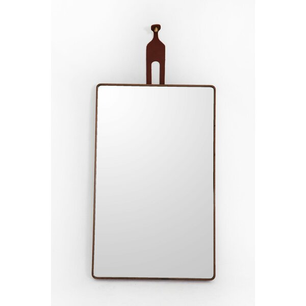 Mira-D Accent Mirror by Organic Modernism