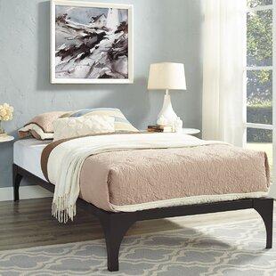 Modern Wood Bed Frame | Wayfair