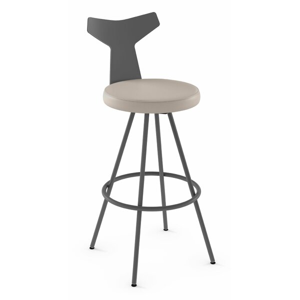 Azura 31 Swivel Bar Stool by Brayden Studio