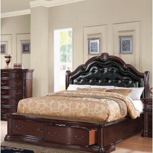 Oralie Queen Upholstered Storage Platform Bed by Astoria Grand