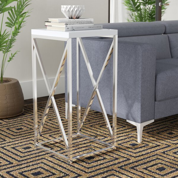 Home & Outdoor Dhaval End Table