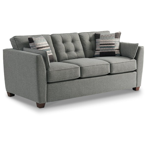 81'' Flared Arm Sofa Bed By La-Z-Boy