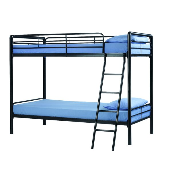 Maryanne Twin Over Twin Bunk Bed by Viv + Rae