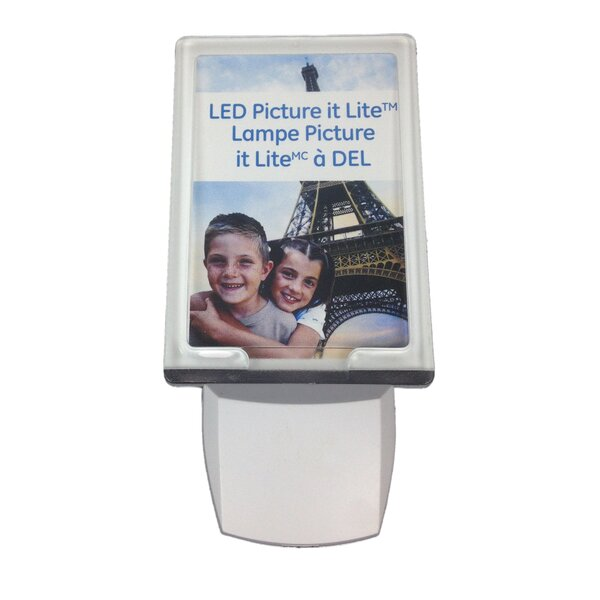 LED Night Light with Photo by Home Concept Inc