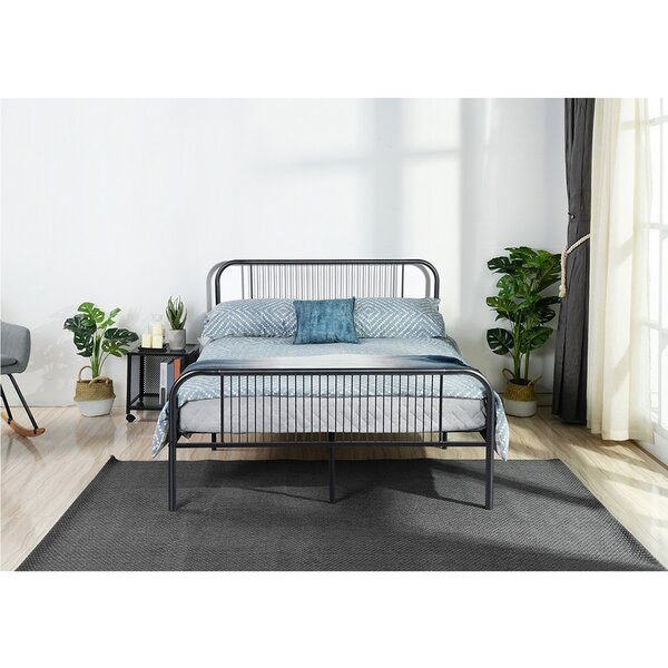 Calahan Full/Double Platform Bed by Gracie Oaks