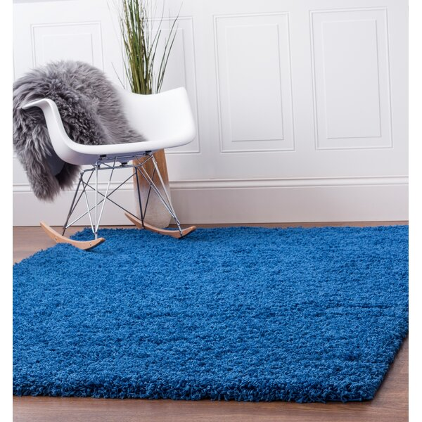Blue Area Rug by Super Area Rugs