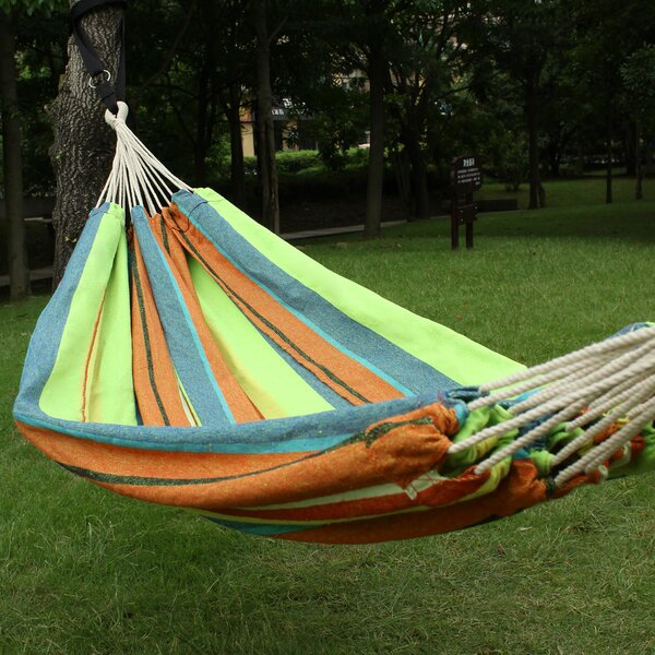 Kierra Hanging Suspended Outdoor/Indoor Swing Sleep Bed Tree Hammock by Freeport Park