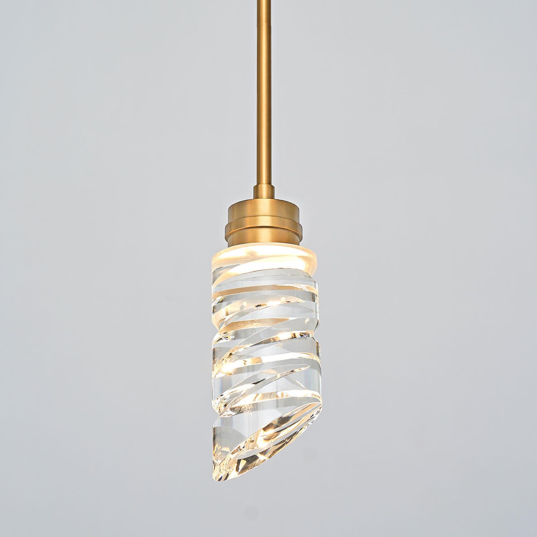 1 Light Crystal Pendant Lighting You Ll Love In 2021 Wayfair