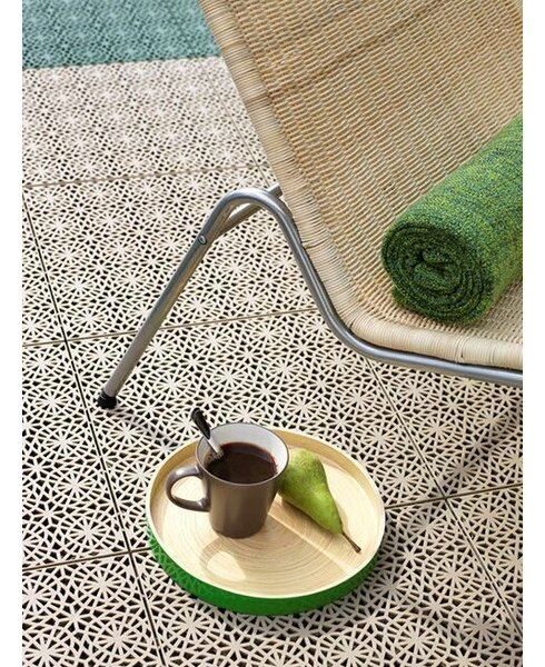 Bergo 14.88 x 14.88 Polypropylene Loose Lay/Snap i