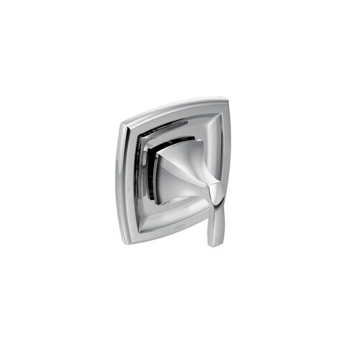 Voss Faucet Trim with Lever Handle by Moen