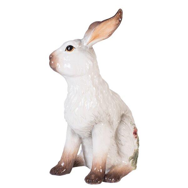 Fattoria Rabbit Figurine by Fitz and Floyd