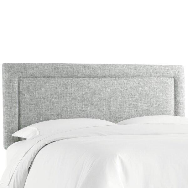 Cansler Border Upholstered Panel Headboard by Bray