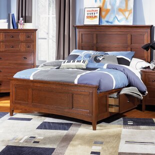 Inexpensive Diana Storage Platform Bed ByDarby Home Co