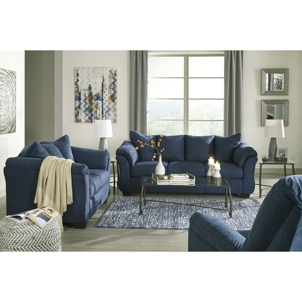 Torin Living Room Set by Andover Mills Andover Mills