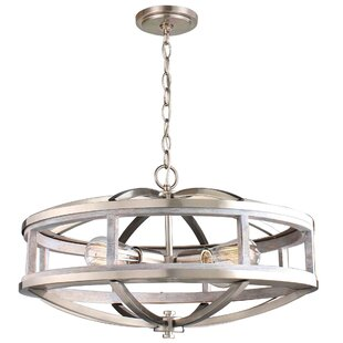Find a Detrick 4-Light Chandelier By 17 Stories