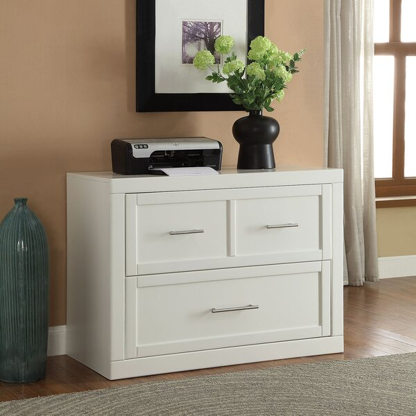 2 Drawer Lateral Filing Cabinet by Parker House Furniture