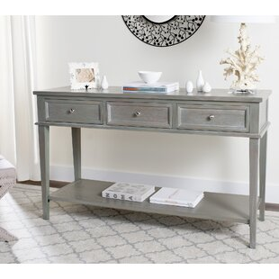 Looking for Yelena Modern Console Table By Rosecliff Heights