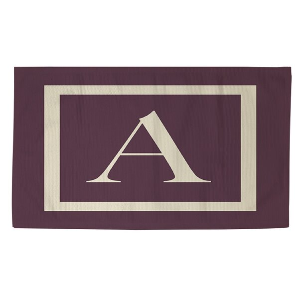 Rhoton Eggplant Area Rug by Charlton Home