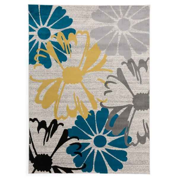 Baring Cream Area Rug by Bungalow Rose