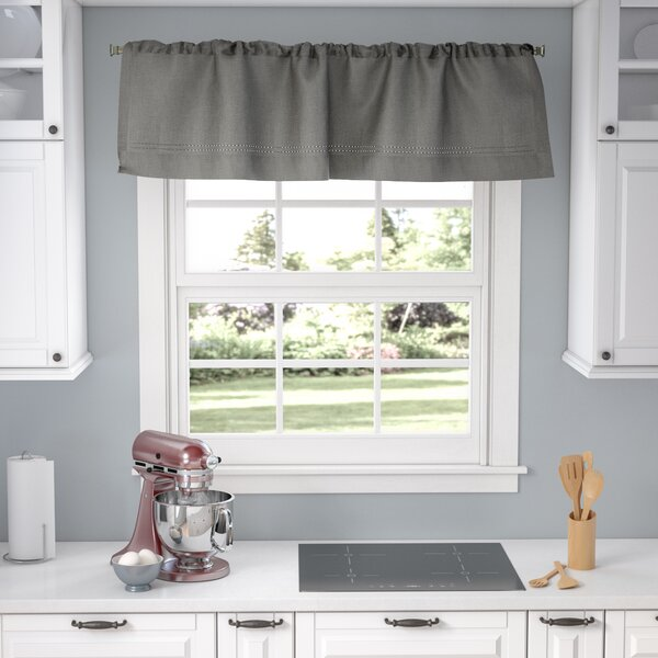 Ramsey 60 Curtain Valance by Three Posts
