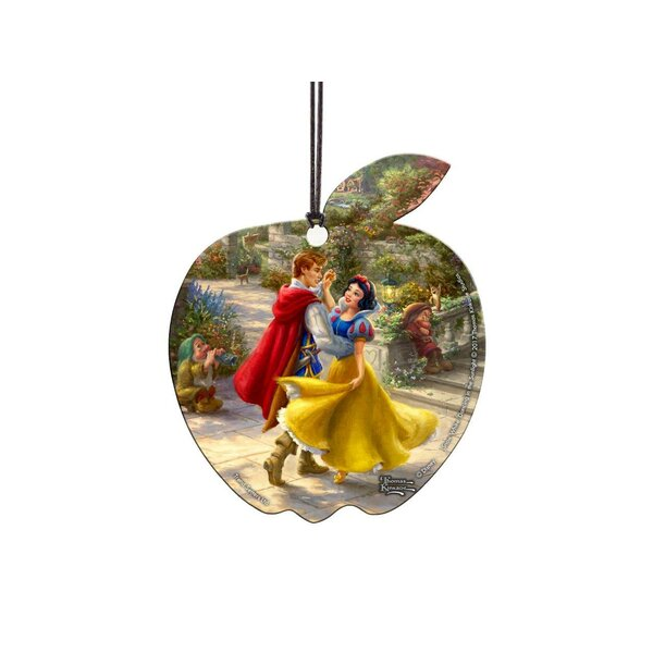 Disney Snow White Lightcatcher Suncatcher Hanging Acrylic Shaped Ornament by Trend Setters