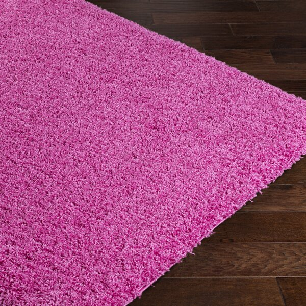Roberto Pink Area Rug by Willa Arlo Interiors