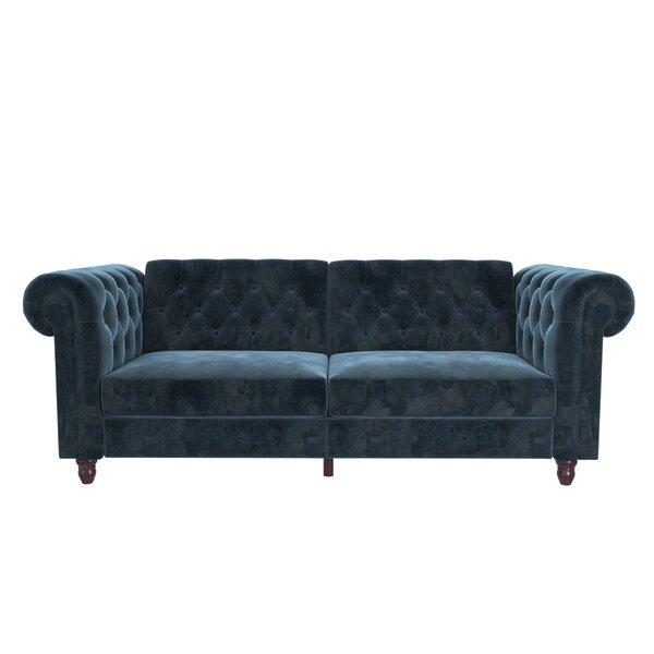 Aranza Chesterfield Sofa By House Of Hampton