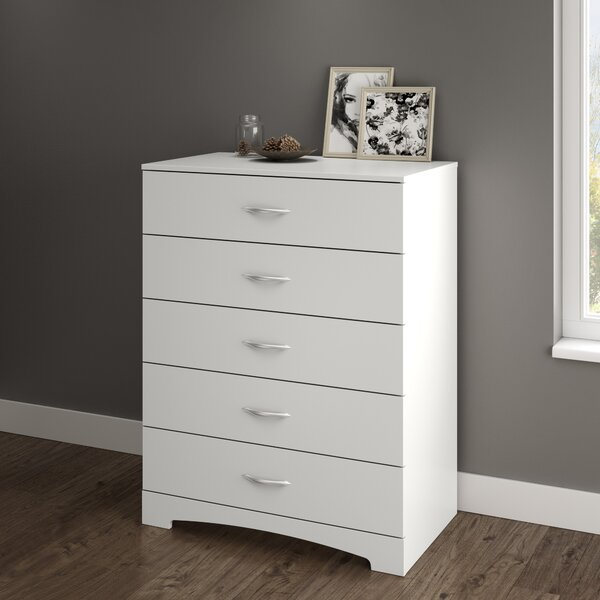 Step One 5 Drawer Dresser by South Shore