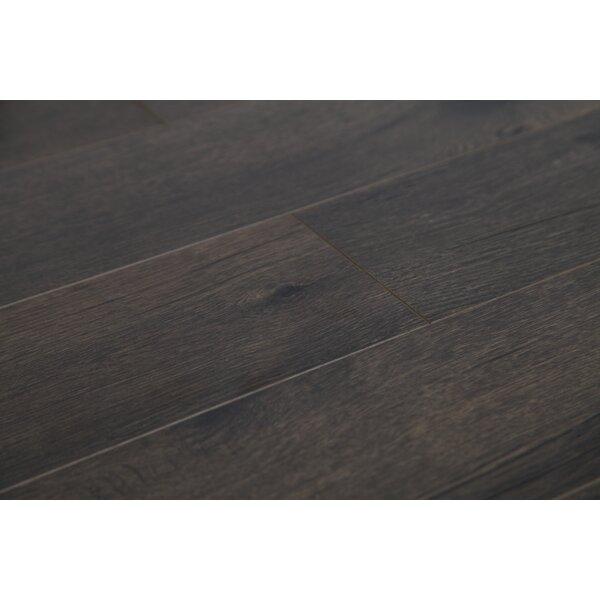 Country 47.85 x 4.96 x 12mm Laminate Flooring in Aged Oak by Dekorman
