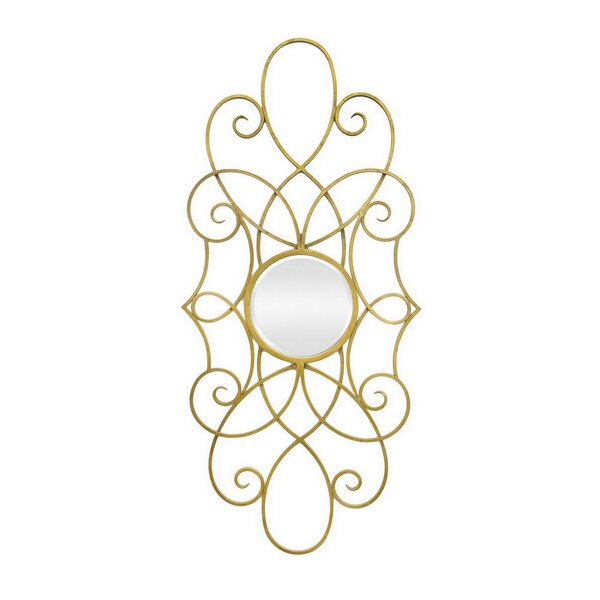 Alisz Wall Accent Mirror by House of Hampton