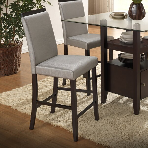 Stukes Upholstered Dining Chair (Set of 2) by Red Barrel Studio