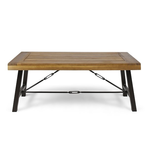 Berghauser Coffee Table by Gracie Oaks
