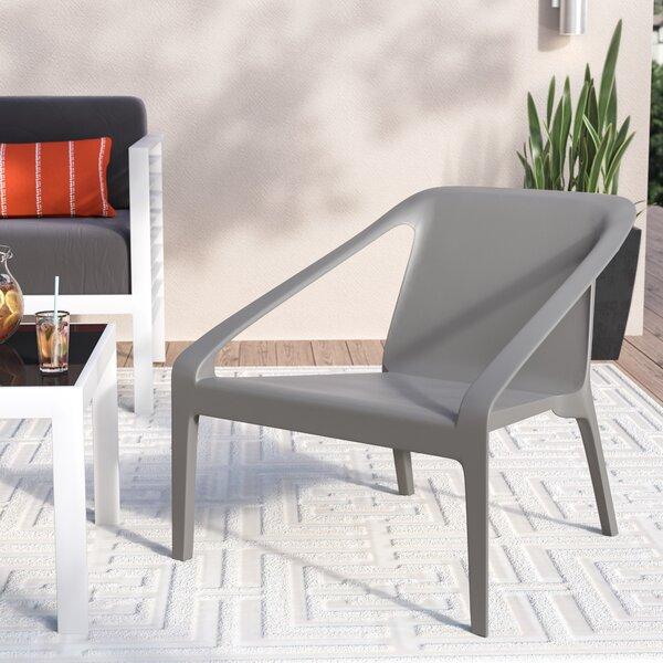 Tanya Patio Chair (Set of 4) by Wade Logan Wade Logan