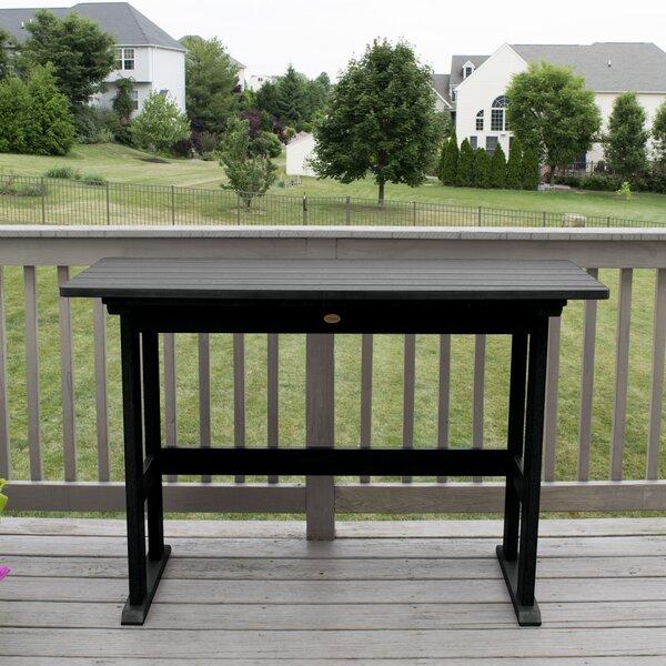 Amelia Balcony Bar Table (Set of 3) by Three Posts