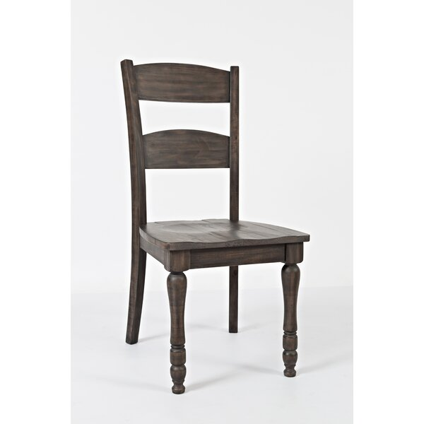 Westhoff Solid Wood Dining Chair (Set of 2) by Gracie Oaks