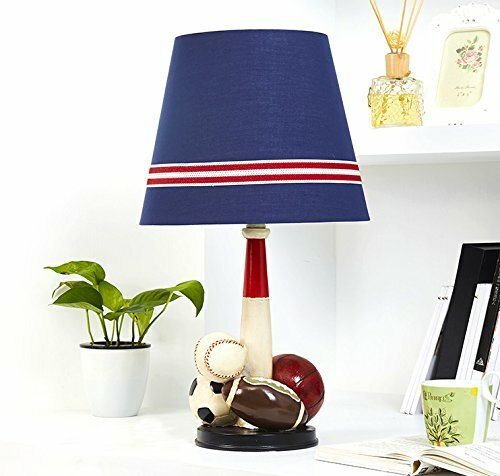 Victoria Multi-Sport 23 Table Lamp by Zoomie Kids