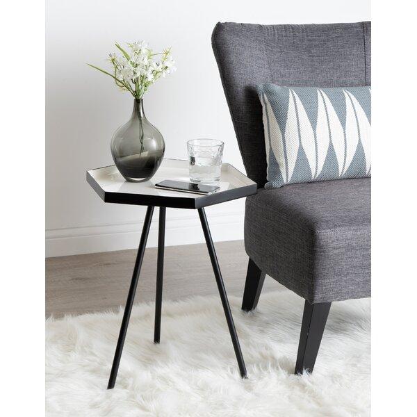 Alfie 3 Legs End Table By Wrought Studio