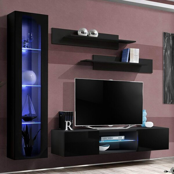 Letson Floating Entertainment Center for TVs up to 70