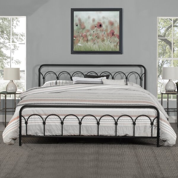 Valadez Standard Bed by August Grove