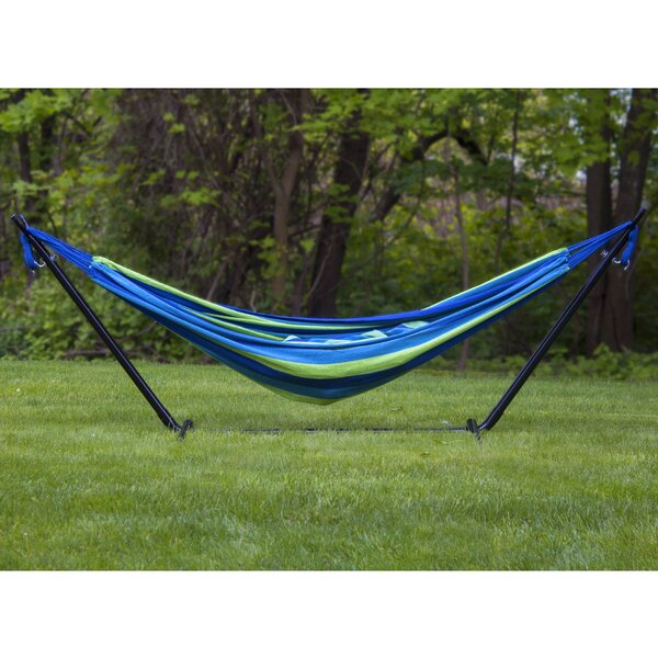 Claydon Hammock with Stand by Ebern Designs