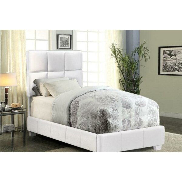 Woking Upholstered Platform Bed by Wrought Studio