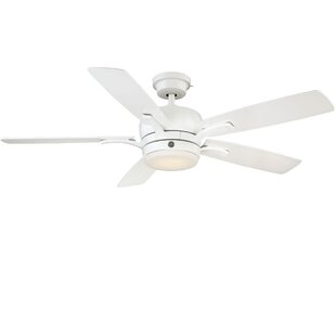 Searching for 54 Skyplug Adley 5 Blade LED Ceiling Fan with Remote By GE Lighting