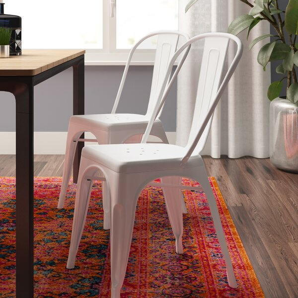 Careen Dining Chair (Set of 2) by Orren Ellis