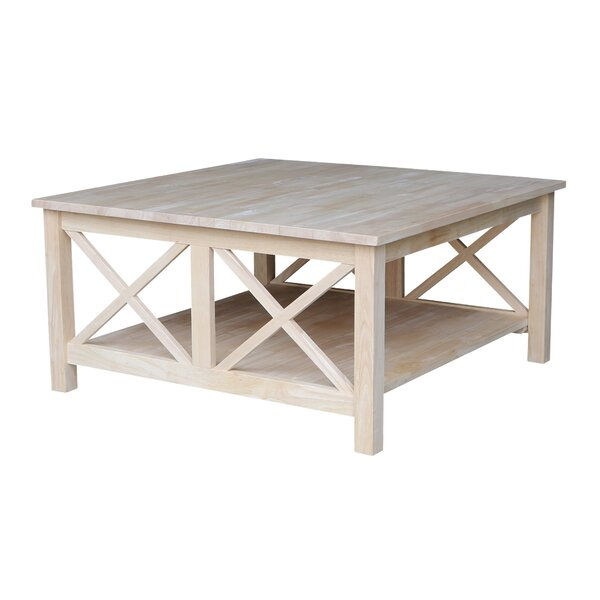 . Square Coffee Tables You ll Love   Wayfair