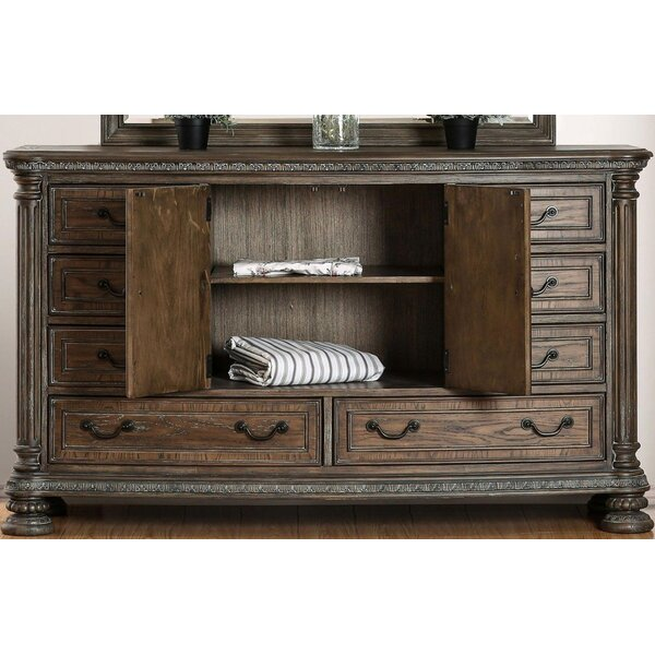 Persephone 8 Drawer Combo Dresser by Williams Import Co.