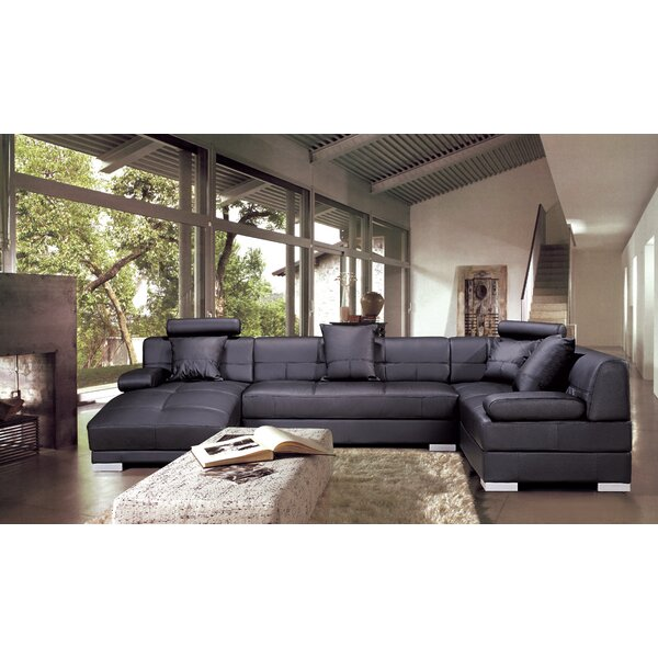 Galveston Sectional by Hokku Designs