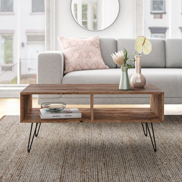 Ramsey Coffee Table with Storage by Foundstone Foundstone