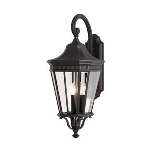 Guide to buy Chesterhill 1-Light Outdoor Wall Lantern By Darby Home Co