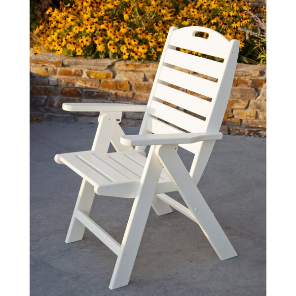 Nautical Highback Chair by POLYWOOD®