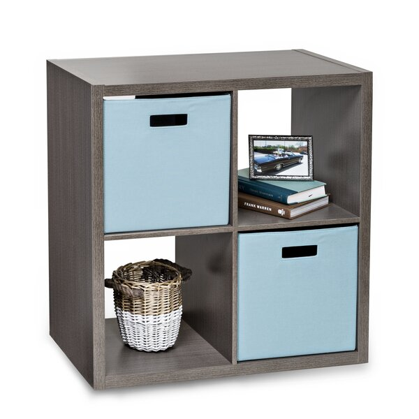 Premium Cube Bookcase By Honey Can Do